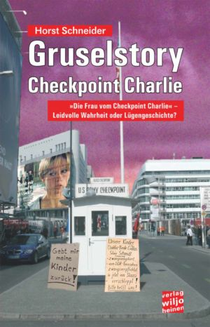 Cover: »Gruselstory Checkpoint Charlie«
