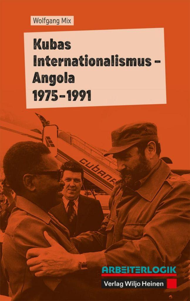 Cover: »Kubas Internationalismus …«