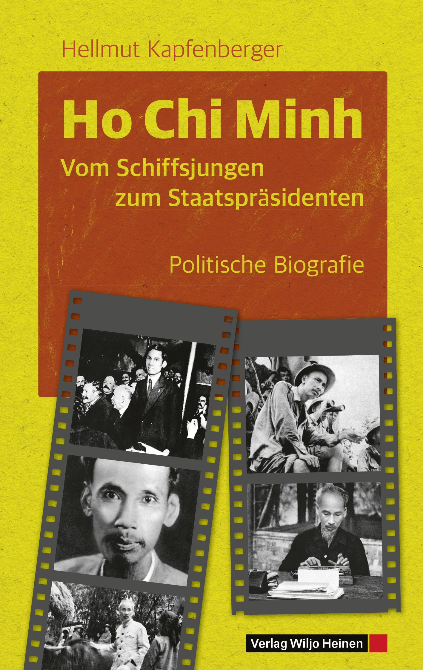 Cover: »Ho Chi Minh«